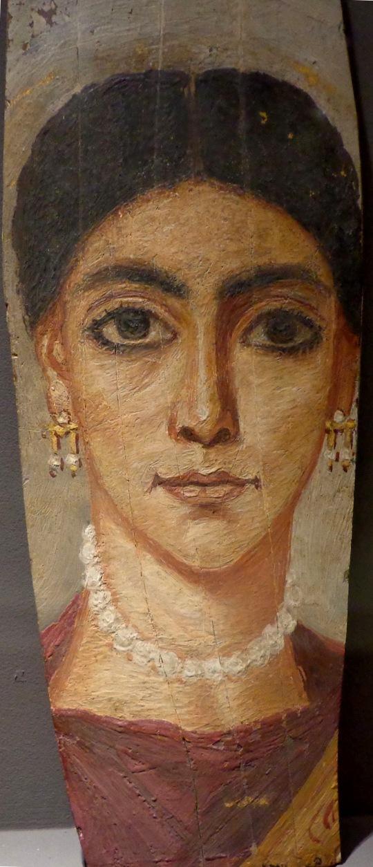 Al-Fayum, Museo Bellas Artes Estrasburgo