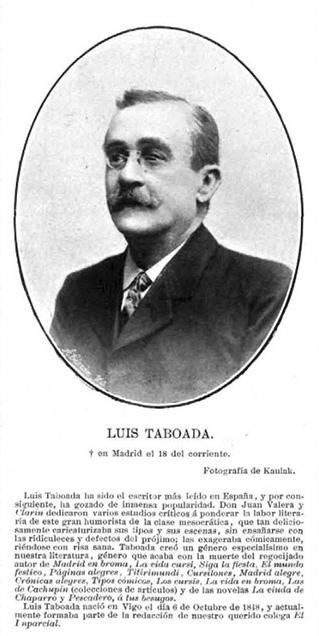 Luis de Taboada y Cocab