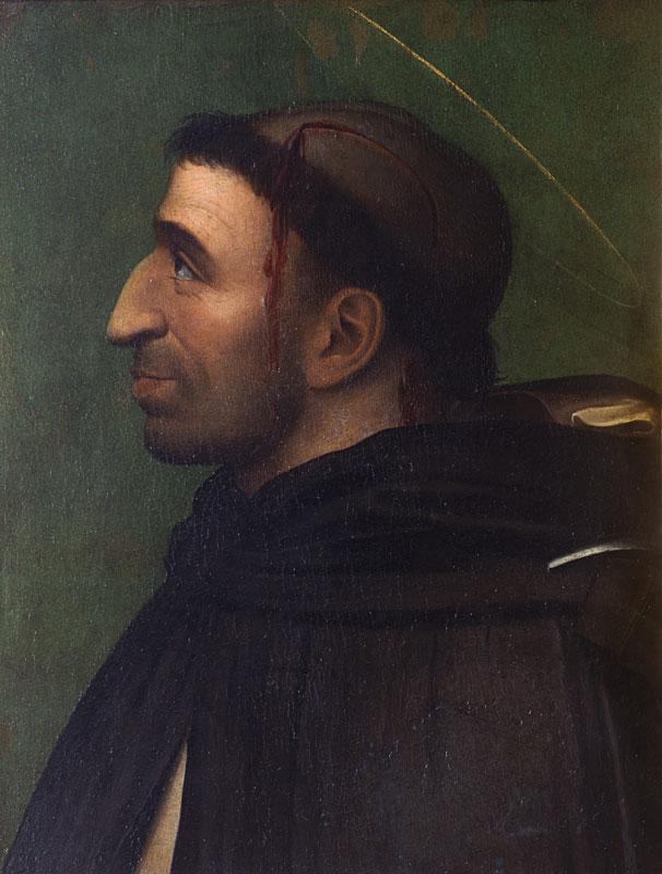 Savonarola San Pedro Martir Baccio della Porta